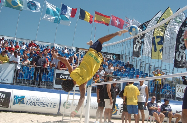 Mondial de Foot Volley Ajaccio 2019