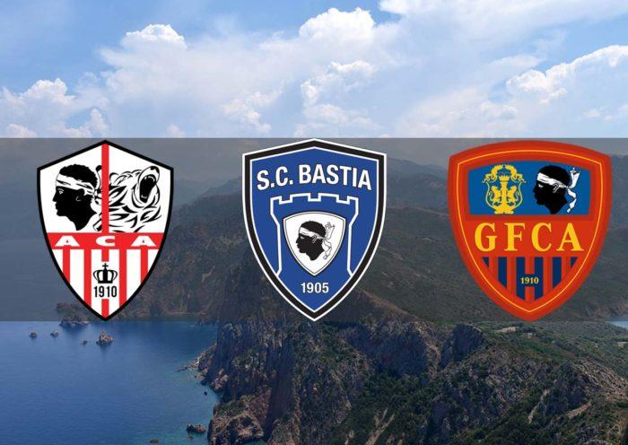 Clubs de Football Corses